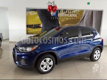 Foto Chevrolet Trax 5p LS L4/1.8 Man usado (2017) color Azul precio $227,900