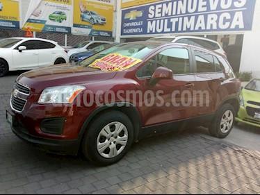 Foto venta Auto usado Chevrolet Trax 5p LS L4/1.8 Man (2016) color Rojo precio $218,900