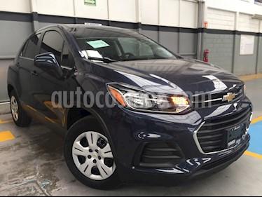 Foto venta Auto usado Chevrolet Trax 5p LS L4/1.8 Man (2018) color Azul Marino precio $250,000