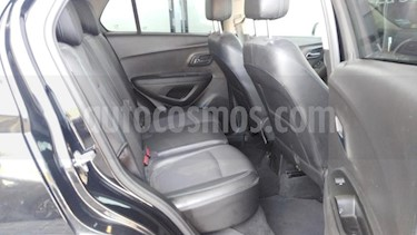 foto Chevrolet Trax 5p LT L4/1.8 Aut usado (2016) color Negro precio $205,000