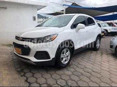Foto Chevrolet Trax 5p LT L4/1.8 Aut usado (2017) color Blanco precio $243,000