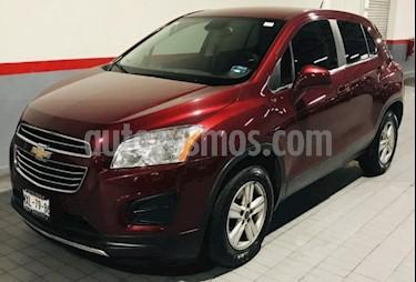 Foto Chevrolet Trax 5p LT L4/1.8 Aut usado (2016) color Rojo precio $219,000