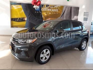 Foto Chevrolet Trax 5p LT L4/1.8 Aut usado (2018) color Gris precio $280,900