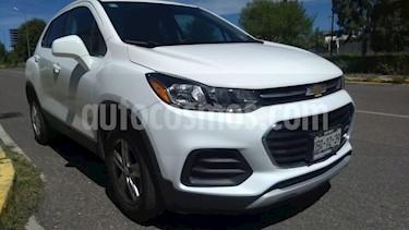 Foto Chevrolet Trax 5p LT L4/1.8 Aut usado (2017) color Blanco precio $235,000