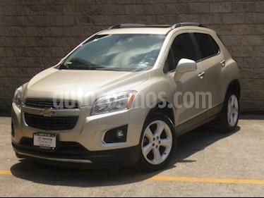 foto Chevrolet Trax 5p LTZ L4/1.4/T Aut usado (2015) color Beige precio $208,000