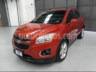 Foto venta Auto usado Chevrolet Trax 5p LTZ L4/1.8 Aut (2014) color Naranja precio $200,000
