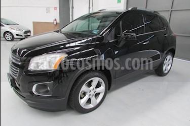 Foto venta Auto usado Chevrolet Trax 5p LTZ L4/1.8 Aut (2016) color Negro precio $230,000