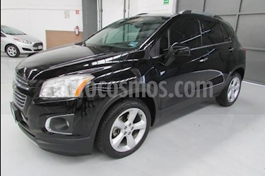Foto venta Auto usado Chevrolet Trax 5p LTZ L4/1.8 Aut (2016) color Negro precio $240,000