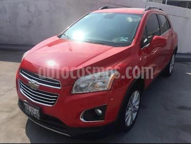Foto Chevrolet Trax 5p LTZ L4/1.8 Aut usado (2016) color Rojo precio $250,000