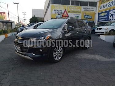 Foto venta Auto usado Chevrolet Trax 5p Premier L4/1.8 Aut (2018) color Gris precio $325,000