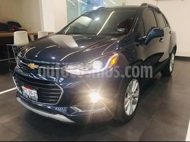 Foto venta Auto usado Chevrolet Trax 5p Premier L4/1.8 Aut (2018) color Azul precio $329,900