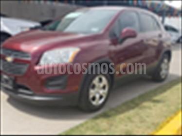 Chevrolet Trax LS L4/1.8 MAN usado (2016) color Rojo precio $185,000