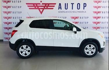 Foto Chevrolet Trax LS usado (2016) color Blanco Galaxia precio $235,000
