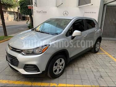 Foto Chevrolet Trax LS usado (2017) color Plata precio $225,000