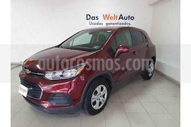 Foto venta Auto usado Chevrolet Trax LS (2017) color Rojo precio $214,995