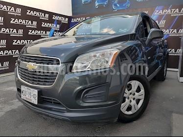 Foto venta Auto usado Chevrolet Trax LS (2014) color Gris Oxford precio $160,000