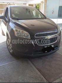 Foto Chevrolet Trax LS usado (2014) color Amatista Metalizado precio $140,000