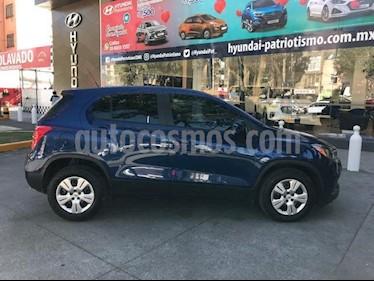 Foto venta Auto usado Chevrolet Trax LS (2017) color Azul precio $199,000