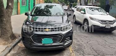 Chevrolet Trax LS usado (2018) color Gris Metalico precio $220,000