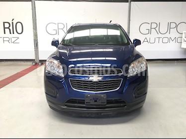 foto Chevrolet Trax LS usado (2015) color Azul Oscuro precio $179,000
