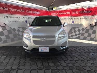 Foto venta Auto usado Chevrolet Trax LS (2014) color Plata Brillante precio $165,000