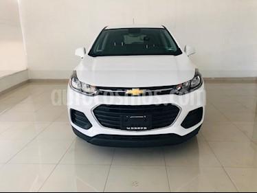 Foto venta Auto usado Chevrolet Trax LS (2019) color Blanco precio $259,000
