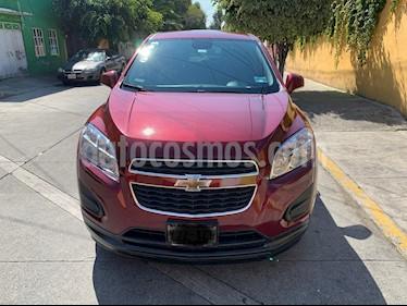 Foto Chevrolet Trax LS usado (2015) color Rojo Tinto precio $189,000