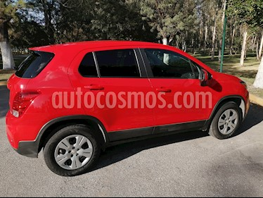 Chevrolet Trax LS usado (2018) color Rojo precio $233,700