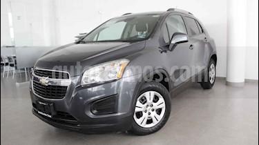 Foto venta Auto usado Chevrolet Trax LS (2015) color Gris precio $184,000
