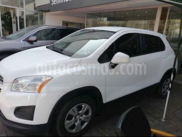 Chevrolet Trax LS usado (2016) color Blanco precio $186,000