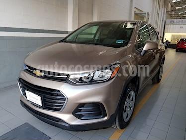 Foto venta Auto Seminuevo Chevrolet Trax LS (2018) color Rojo Victoria precio $257,000