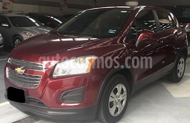 Foto venta Auto usado Chevrolet Trax LS (2016) color Rojo Tinto precio $205,000