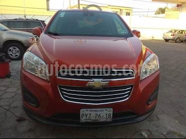 Foto venta Auto usado Chevrolet Trax LS (2016) color Rojo precio $200,000