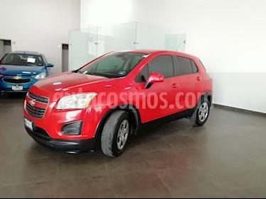 Foto venta Auto Seminuevo Chevrolet Trax LS (2016) color Rojo precio $188,000