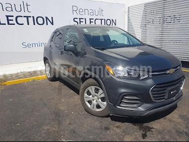 Foto Chevrolet Trax LS usado (2017) color Gris Metalico precio $225,000