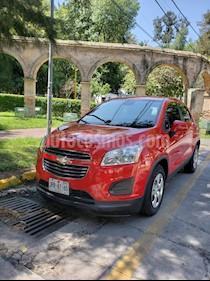 Chevrolet Trax LS usado (2016) color Rojo precio $187,500