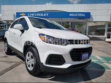 Foto venta Auto usado Chevrolet Trax LS (2018) color Blanco precio $255,000