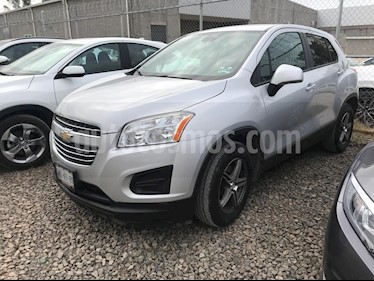 Foto Chevrolet Trax LS usado (2016) color Gris precio $217,000