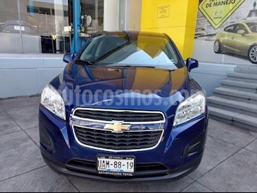 Foto venta Auto Seminuevo Chevrolet Trax LS (2016) color Azul precio $197,000