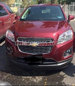 Foto Chevrolet Trax LS usado (2015) color Rojo Tinto precio $178,000