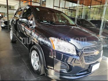 Foto venta Auto usado Chevrolet Trax LS (2015) color Negro Carbon precio $167,000