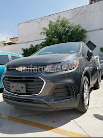 Chevrolet Trax LS usado (2019) color Gris precio $250,800