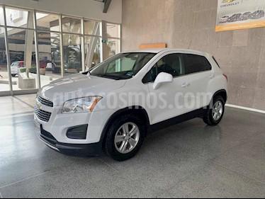Foto Chevrolet Trax LT Aut usado (2015) color Blanco precio $210,000