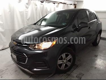 Foto Chevrolet Trax LT Aut usado (2017) color Gris Metalico precio $240,000