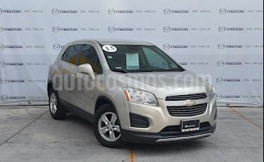Foto venta Auto usado Chevrolet Trax LT Aut (2013) color Bronce precio $165,000