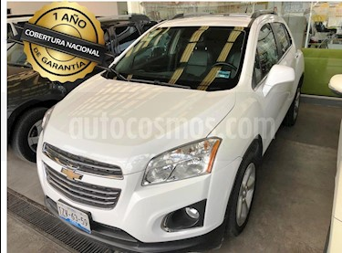 Foto venta Auto Seminuevo Chevrolet Trax LT Aut (2016) color Blanco precio $250,000