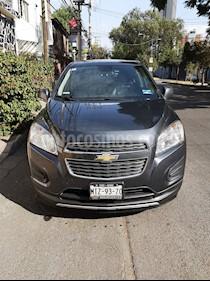 Foto Chevrolet Trax LT Aut usado (2015) color Gris Metalico precio $200,000
