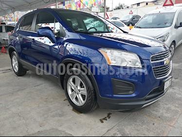 Foto venta Auto usado Chevrolet Trax LT Aut (2014) color Rojo Tinto precio $155,000