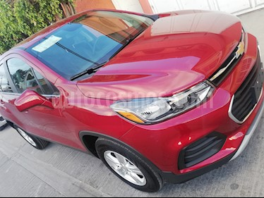 Foto venta Auto Seminuevo Chevrolet Trax LT Aut (2018) color Rojo precio $256,000