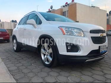 Foto Chevrolet Trax LT Aut usado (2014) color Blanco Galaxia precio $180,000